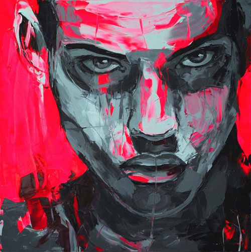Ridiculously Inspiring Painting by Françoise Nielly