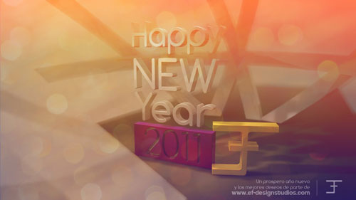 Happy New Year 2011 Wallpapers