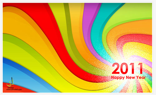 2011 windows 7 theme happy new year 2011 wallpapers