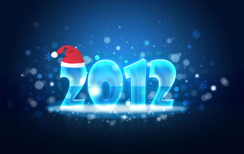 Happy New Year 2012 Wallpapers