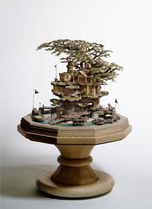 Amazing Bonsai Sculptures by Takanori Aiba
