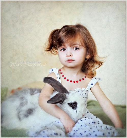 Child Photography by Maria Gvedashvili