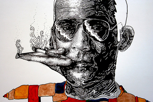 Inspiring Illustrations by Nathan Manire