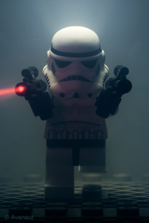 Star Wars Toy Photography by Avanaut