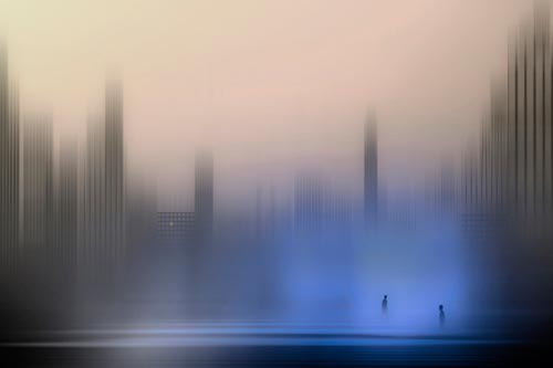 Conceptual Photos by Josh Adamski
