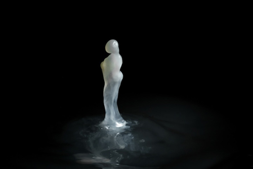 Liquid Sculptures by Corrie White