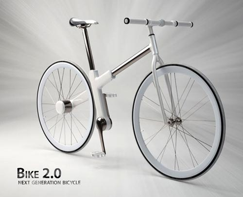 15 Amazing Bicycles For The Future