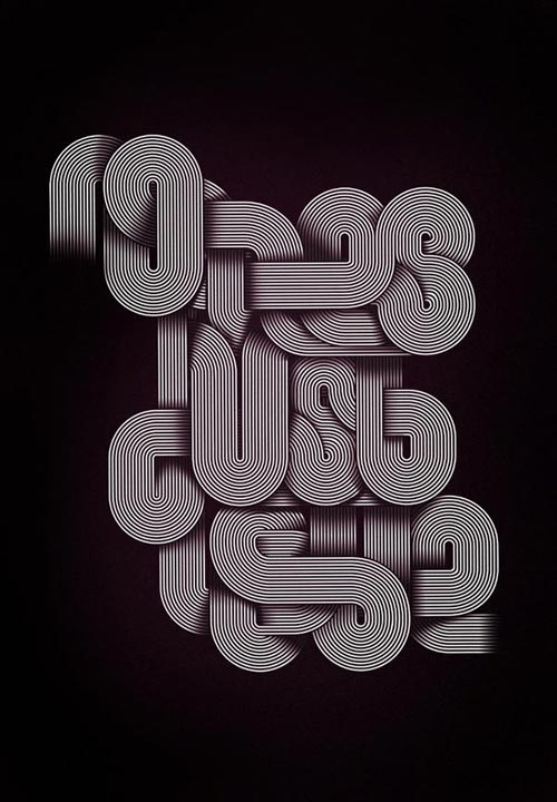 Beautiful Typography by Jordan Metcalf