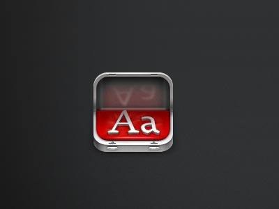 iPhone iPad Icons Design