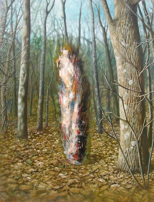 Oil Paintings by Chiha Gregory