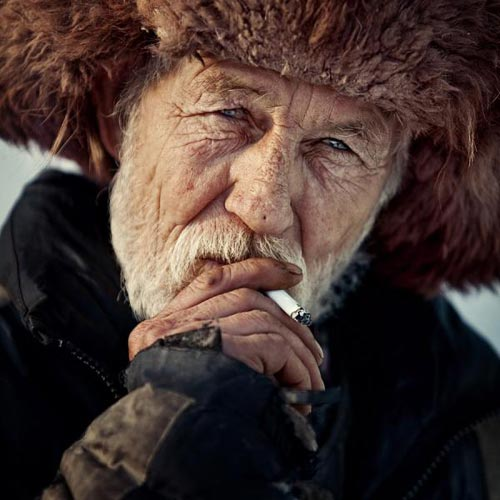 Portrait Photography by Roman Shalekin