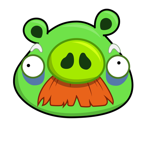 Angry Bird Character Design