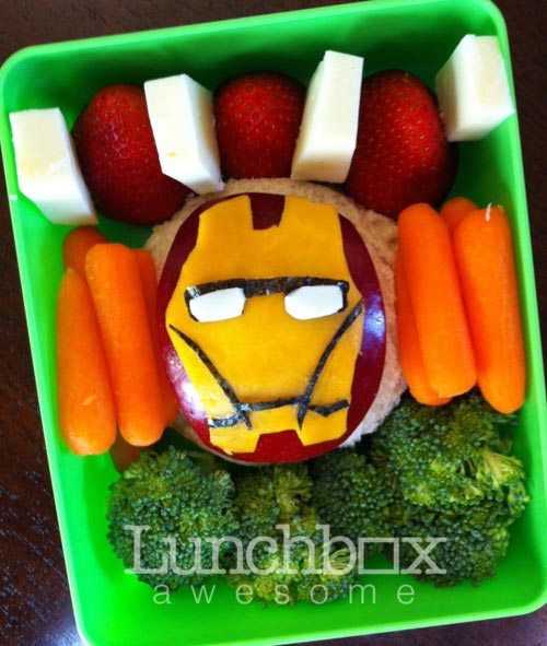 Awesome Lunchbox Faces