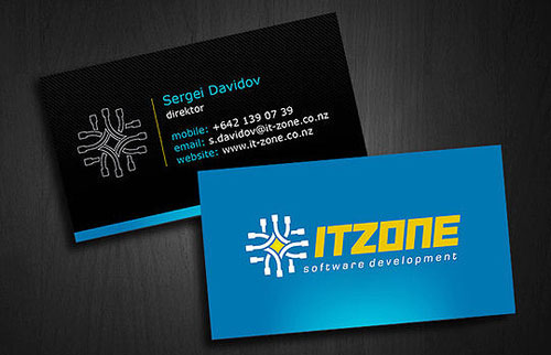 It business card designs oxynux 45 business card designs inspiration reheart Choice Image