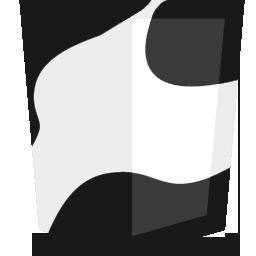 virb templates - 45 modern web social icons set
