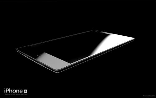 iPhone Plus Concept by ADR Studio
