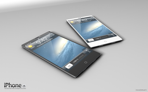 iPhone Plus Concept Design