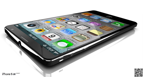Liquidmetal iPhone 5 Design