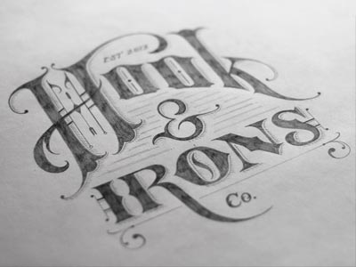 Retro and Vintage Logo Designs Inspiration