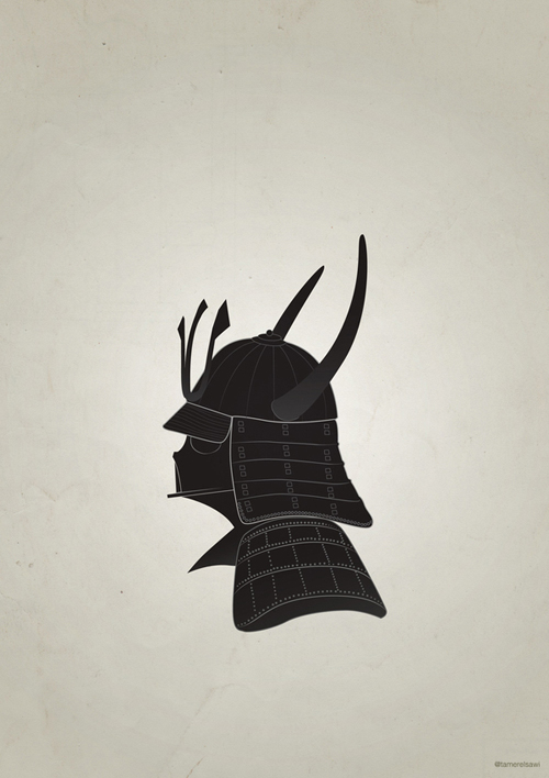 Silhouette Illustrations by Tamer Elsawi