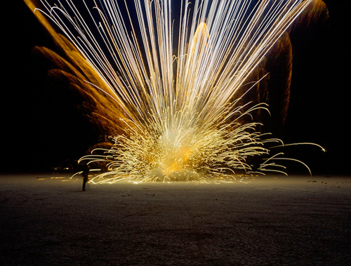 Stunning Fire Photography by Simon Roberts