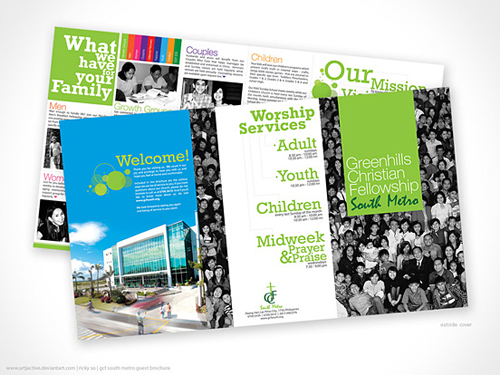 Brochure and Print Design