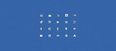 Free PSD Mini Icon Sets