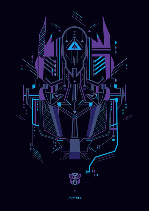 Inspiring Illustrations by Petros Afshar