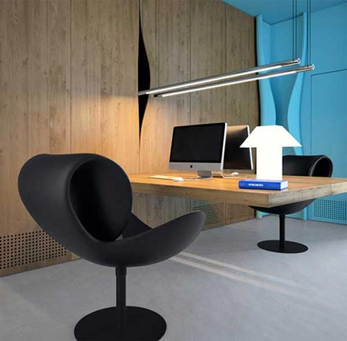 Office Workspaces Designs