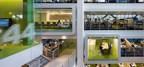 Office Workspaces Designs