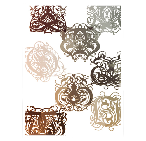 20 Free Photoshop Ornament Brushes