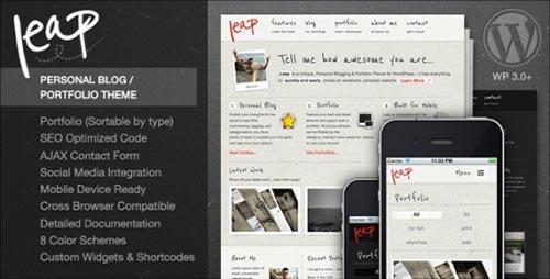 WordPress Android Themes