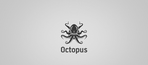 30+ Octopus Logo Designs Inspiration