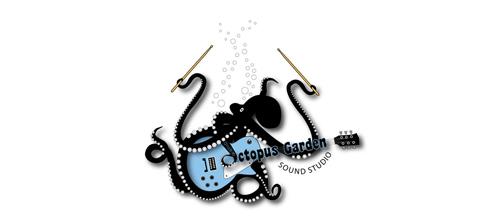 The Octopus Garden logo