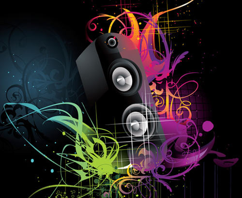 Amazing Music Wallpapers: Amazing IPhone 4S, IPhone 4 Wallpapers