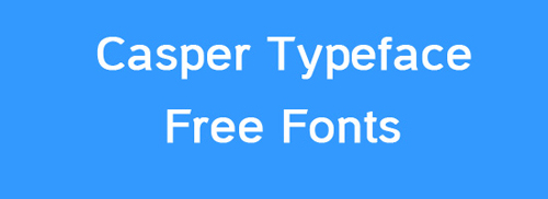 Free Fonts for Design