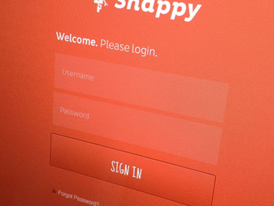 Impressive Login Form Designs