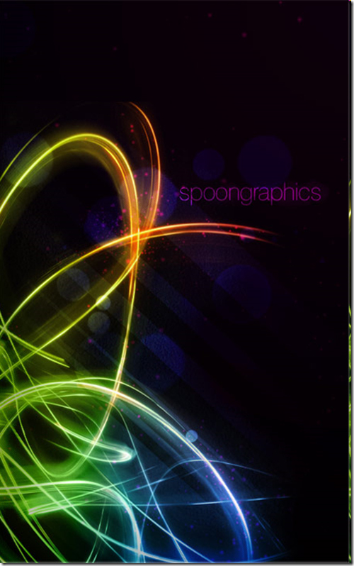 Dreamy Streaks Designs Photoshop Tutorials