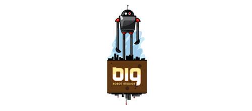 Robot Logo Designs