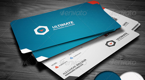 20 creative business card design inspiration reheart Images