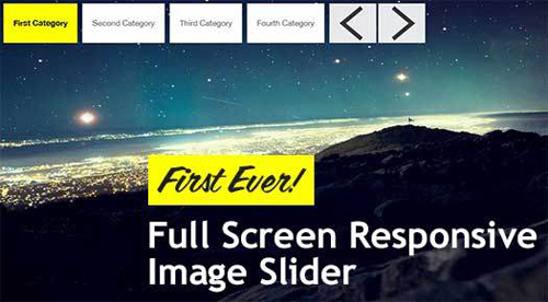 jQuery Slider Plugins