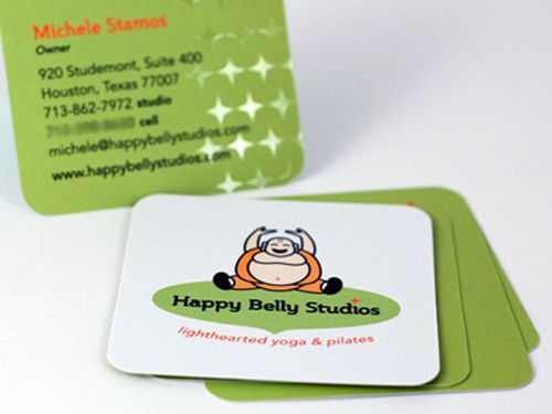 Illustrator Business Cards Design Inspiration