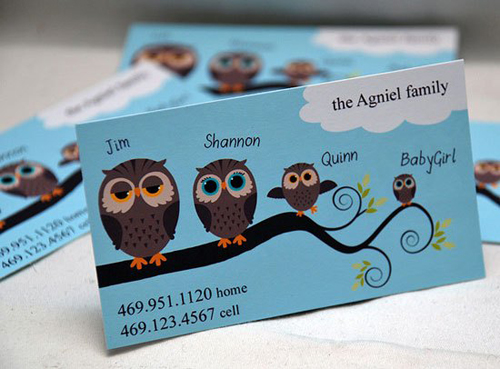 Business cards page 4 illustrator business card designs reheart Choice Image