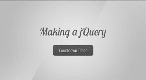 Useful jQuery tutorials
