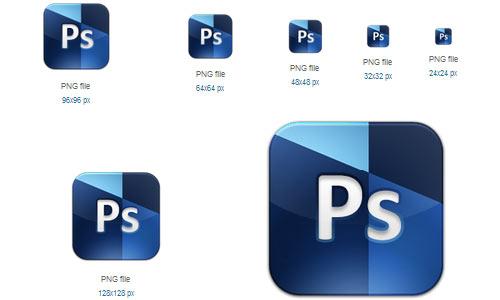 photoshop icons 03 - Ücretsiz Photoshop Simgeleri