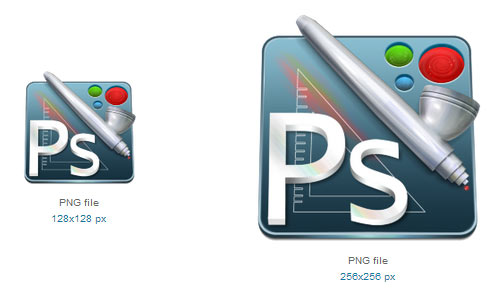 Photoshop Icons for Designers
