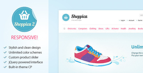 20+ Great Responsive Opencart Themes