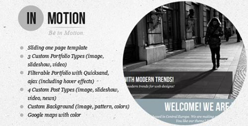 single-page-wordpress-theme