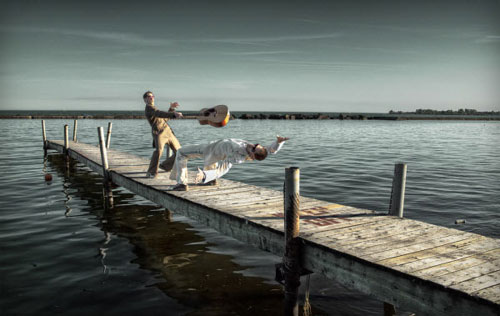 Stunning Levitation Photography