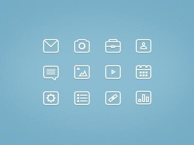 Glyph Icons